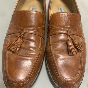 Johnston & Murphy Tassel Loafers (9.5)